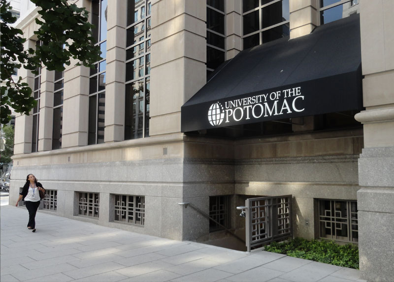 University of the Potomac - Top 15 Online Hotel and Hospitality Management Degree Programs
