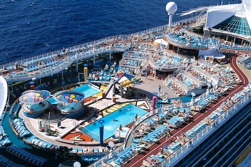 Msc Fantasia Deck Plan