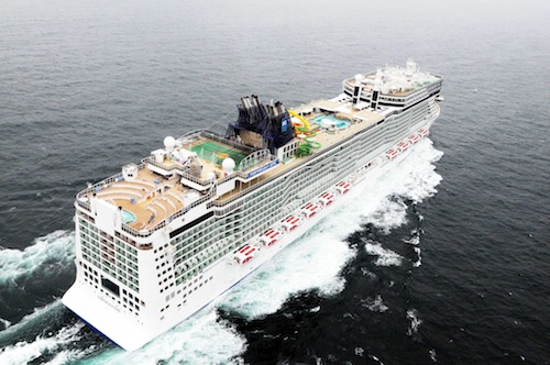 10 Most Incredible Cruise Ship Designs