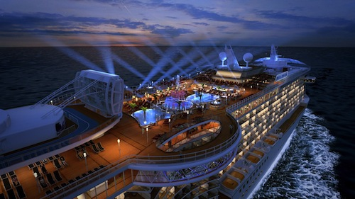 Most Incredible Cruise Ship Designs - Inside of cruise ships pictures
