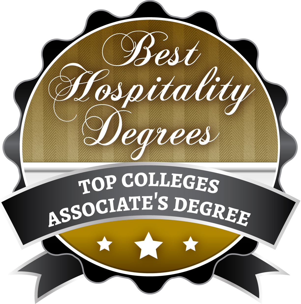 associate degree online The online hospitality management program at monroe with an associate degree in hospitality management, you'll be prepared for a range of positions in lodging, food and beverage, and the tourism industry.