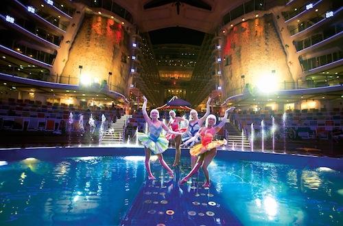 Most Incredible Cruise Ship Designs - Ice bar on cruise ship