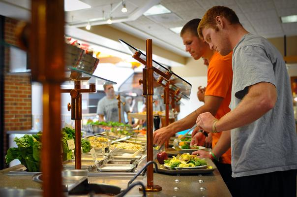 25 universities with the healthiest and freshest food ccuart Gallery