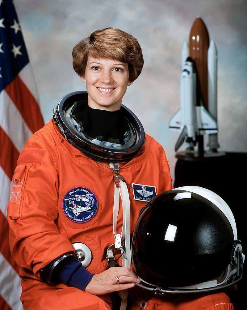 Eileen-Collins-women-adventurers