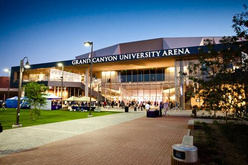 Grand Canyon University - 15 Online Hospitality Management Bachelor's Degree Programs