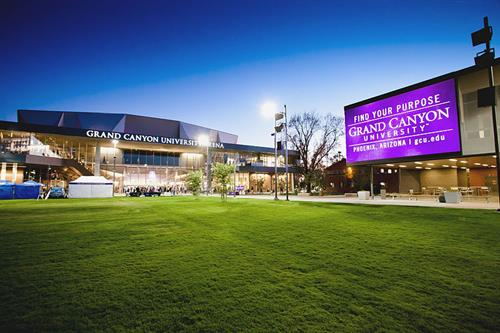 Grand Canyon University - Top 15 Online Hotel and Hospitality Management Degree Programs