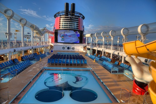 7 Disney Dream Cruise Line 2011