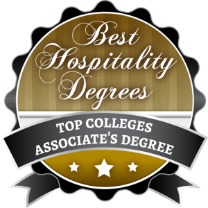 Best Hospitality Degrees - Top Colleges - Associate's Degree
