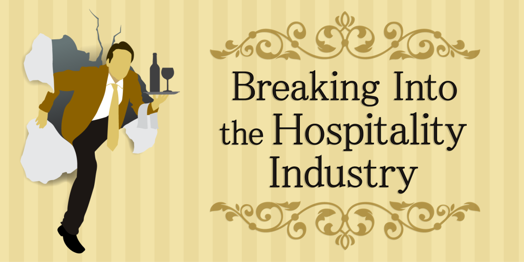 Hospitality Industry - Main Header