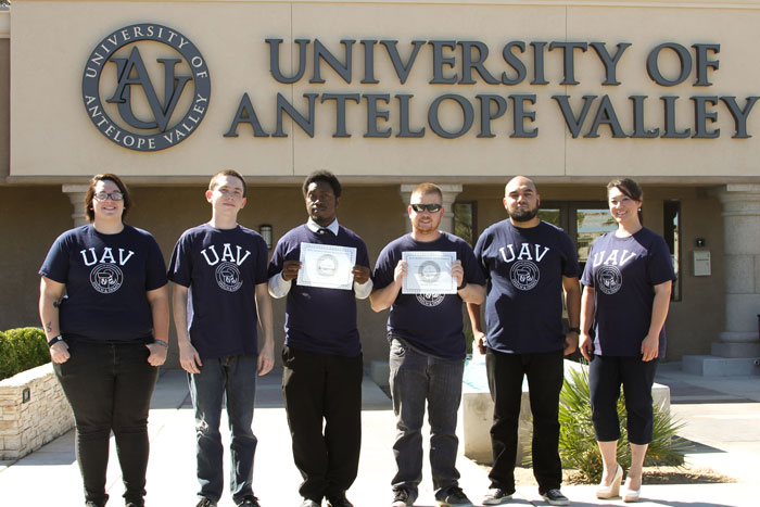 University of Antelope Valley - Associate in Hospitality