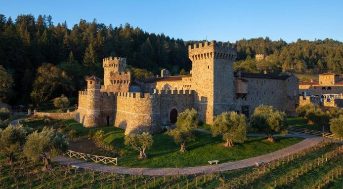 30 Most Incredible Castles In America Best Hospitality