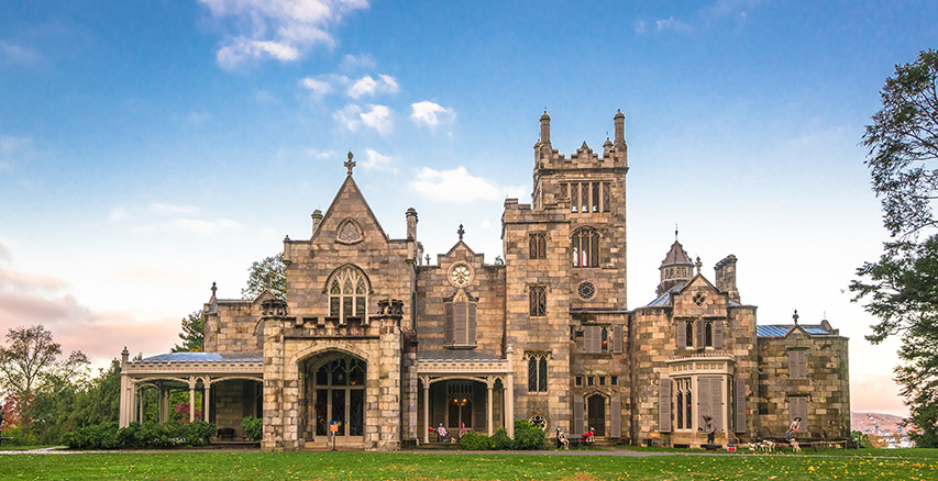 Mansions Tour Inside