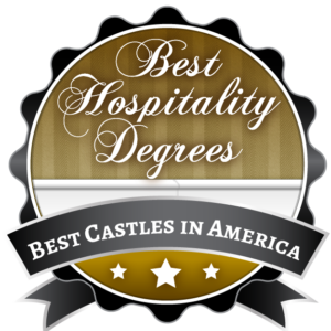 Best Hospitality Degrees - Best Castles in America