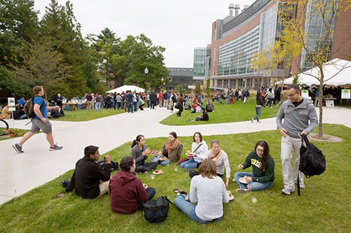 UMass Amherst - 15 Online Hospitality Management Bachelor's Degree Programs