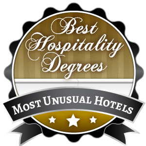 Best Hospitality Degrees - Most Unusual Hotels-01